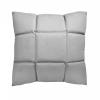 Trix duża poduszka dekoracyjna 50x50 cm. jasno-szara MOODI