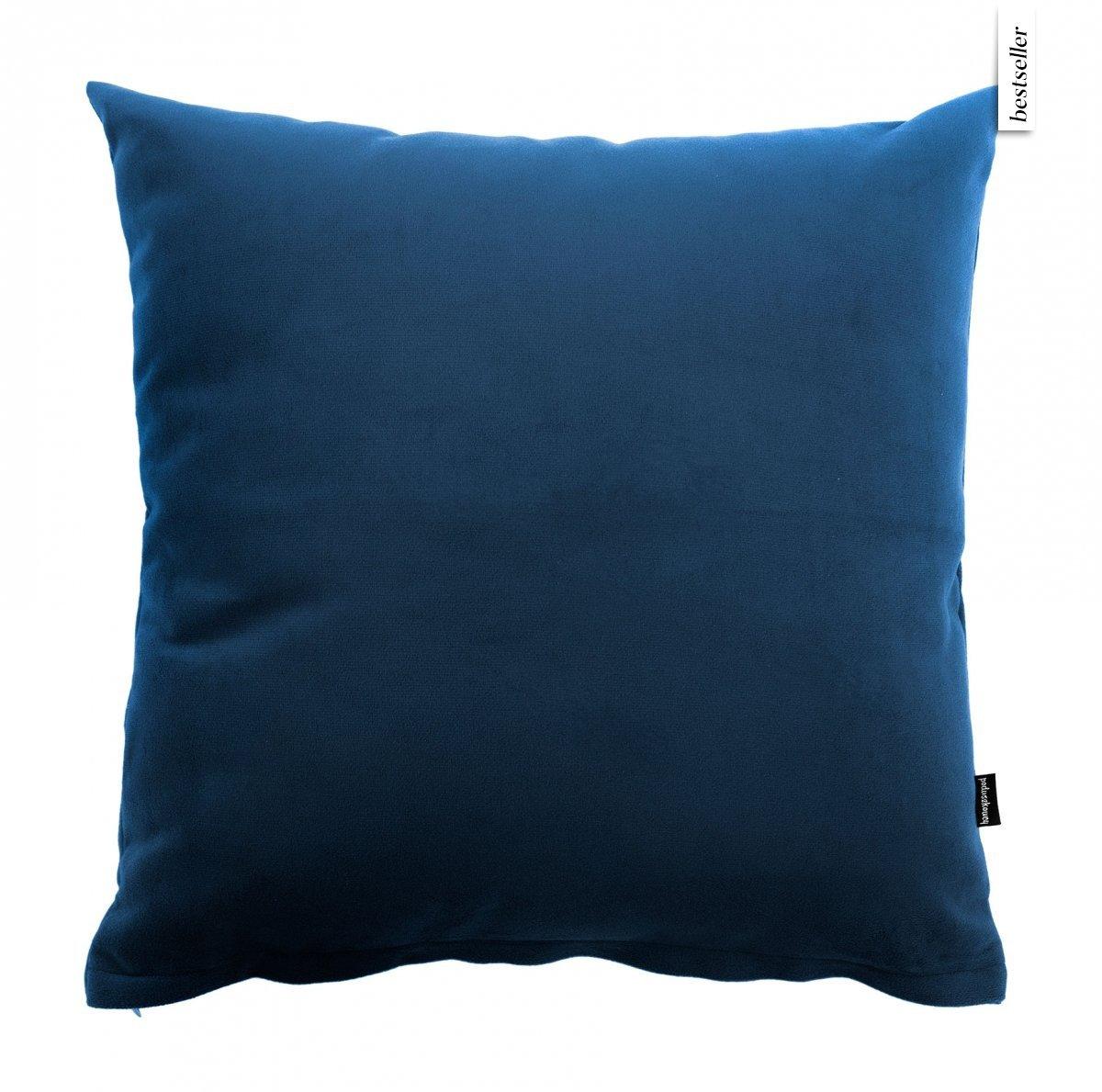 Niebiesko Szary Zestaw Poduszek Dekoracyjnych Pram Break