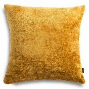 Bergen duża żółta poduszka dekoracyjna 50x50