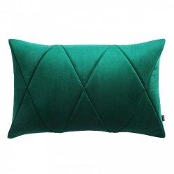 Touch poduszka dekoracyjna zielona 60x40 MOODI