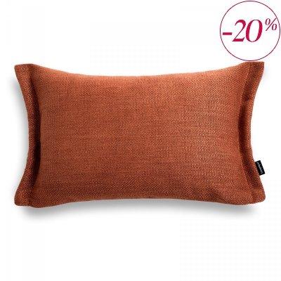 Fitto poduszka dekoracyjna 50x30 cm. pomarańczowa