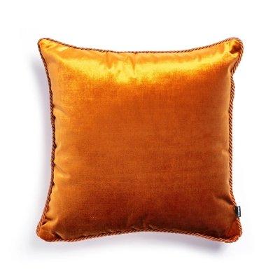Ruda poduszka dekoracyjna Glamour