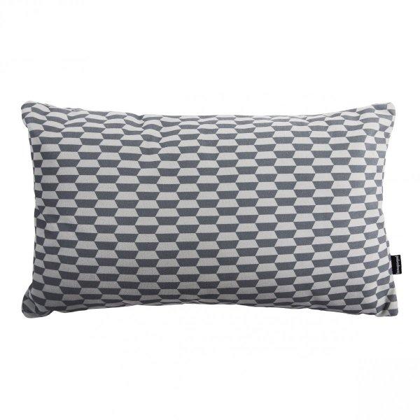 Break Szara poduszka dekoracyjna 50x30