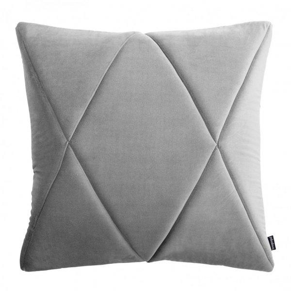 Touch poduszka dekoracyjna szara 45x45