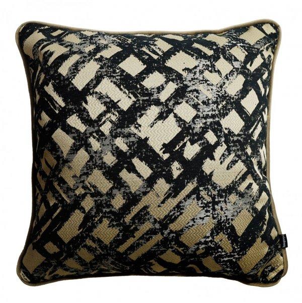 Beżowa poduszka dekoracyjna Glow 45x45