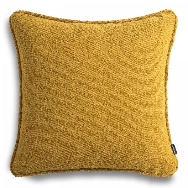 Copenhaga żółta poduszka dekoracyjna 45x45