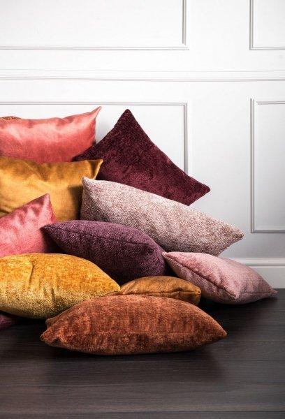Coco różowa poduszka dekoracyjna 60x40