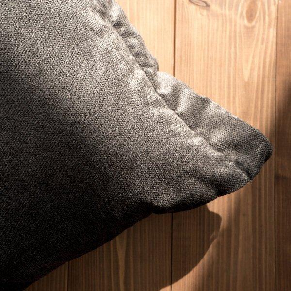 Pepper grafitowa poduszka dekoracyjna 50x40
