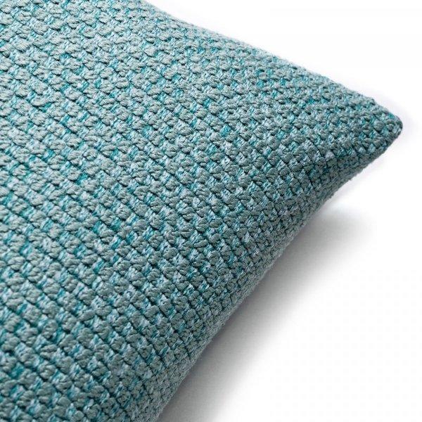Ori miętowa poduszka dekoracyjna 50x30