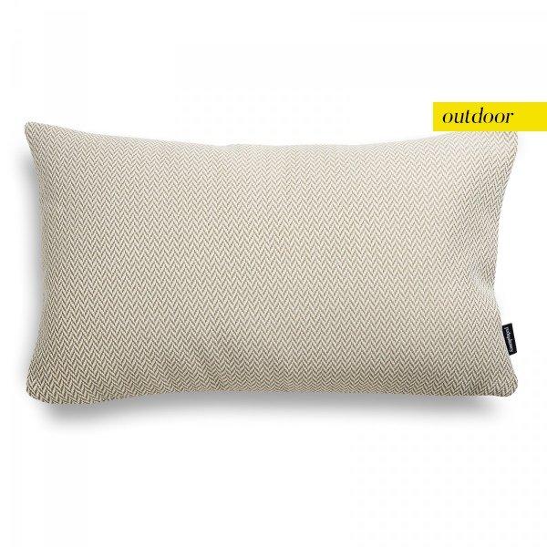 Beżowa poduszka ogrodowa Malmo 50x30