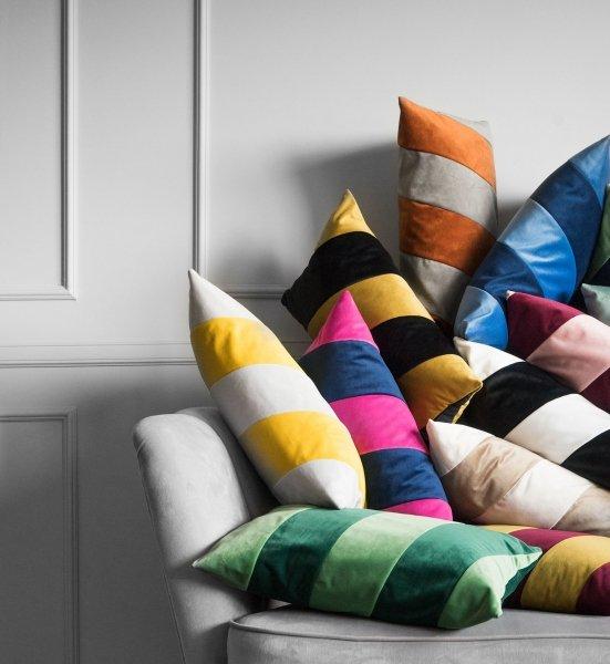 Stripes poduszki dekoracyjna 50x30
