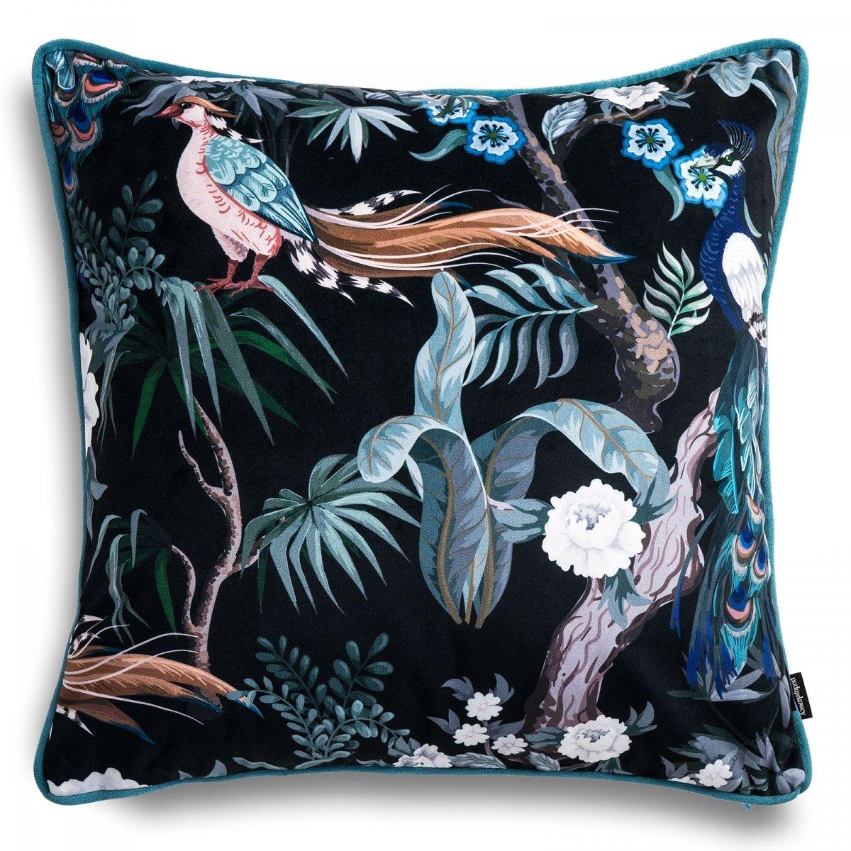 Poduszka dekoracyjna Ptaki 45x45