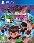 BEN 10  POWER TRIP WYPRAWA PO MOC PS4 PL