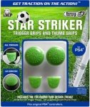 STAR STRIKER TRIGGER GRIPS AND THUMB GRIPS PS4 NAKŁADKI