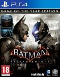 BATMAN ARKHAM KNIGHT GOTY PS4 PL