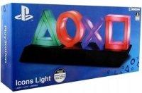 LAMPKA PLAYSTATION ICONS LAMPA LIGHT