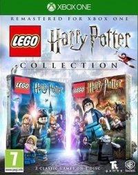 LEGO HARRY POTTER COLLECTION XBOX ONE PRZEDSPRZEDAŻ PREMIERA 02.11.2018