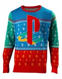 Playstation - Tokyo Knitted Christmas Sweater XL