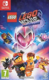 LEGO PRZYGODA 2 The LEGO Movie 2 Videogame NINTENDO SWITCH PL DUBBING