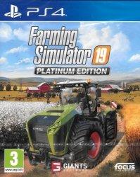 FARMING SIMULATOR 19 PS4 EDYCJA PLATYNOWA PL