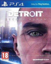 DETROIT BECOME HUMAN PS4 PL DUBBING