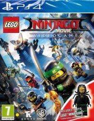 LEGO NINJAGO MOVIE VIDEOGAME PS4 + FIGURKA PL DUBBING