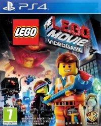 THE LEGO MOVIE THE VIDEOGAME LEGO PRZYGODA PL PS4
