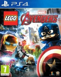 LEGO MARVEL AVENGERS PS4 PL