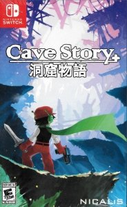 CAVE STORY + NINTENDO SWITCH