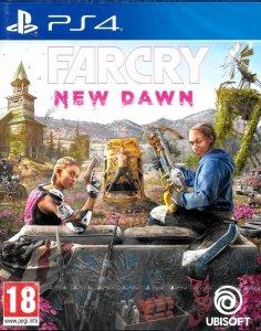FAR CRY NEW DAWN PS4 PL