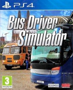 BUS DRIVER SIMULATOR PS4 PL