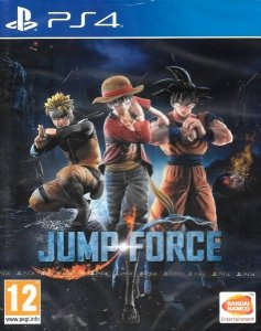 JUMP FORCE PS4 PL