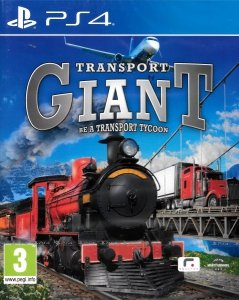TRANSPORT GIANT PS4