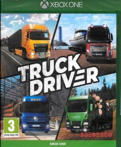 TRUCK DRIVER XBOX ONE PL
