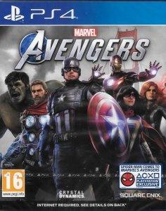 MARVEL AVENGERS PS4 PL