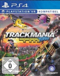 TRACKMANIA TURBO PS4 PL VR