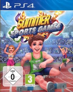 SUMMER SPORTS GAMES PS4