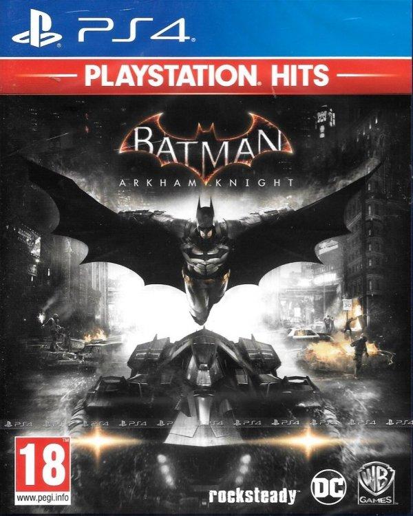 BATMAN ARKHAM KNIGHT PLAYSTATION HITS PS4 PL