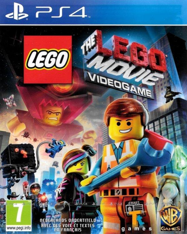 LEGO PRZYGODA PL PS4