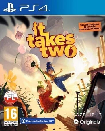 It Takes Two PS4 PL