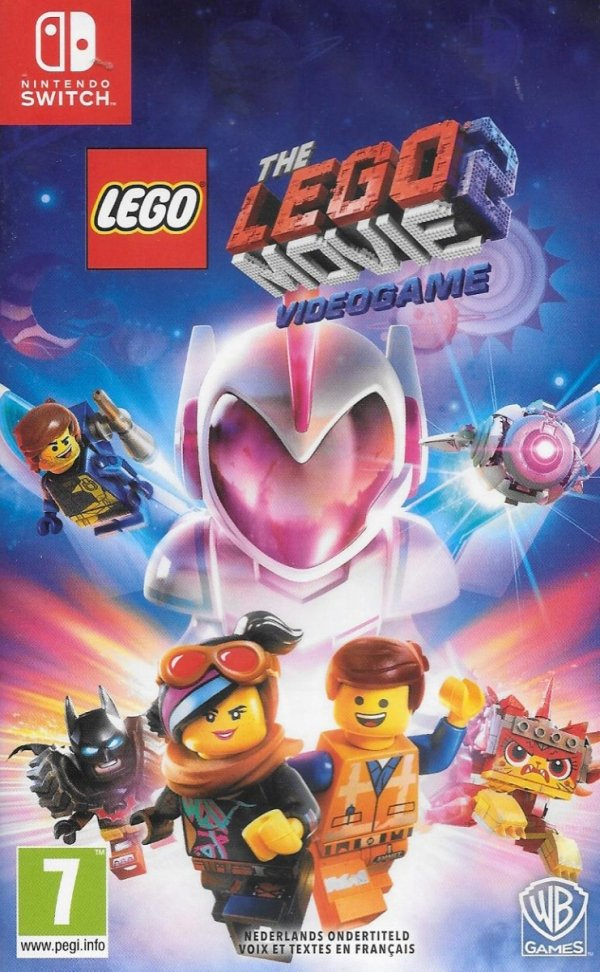LEGO PRZYGODA 2 The LEGO Movie 2 Videogame NINTENDO SWITCH PL DUBBING