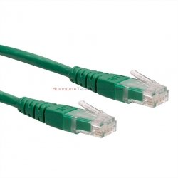 PREMIUM UTP Patch cord 3,0 m. Kat.6 zielony