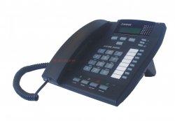 SLICAN Telefon systemowy IP CTS-102.IP, czarny
