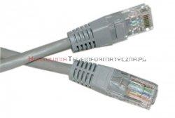 UTP Patch cord 2,0 m. Kat.5e szary