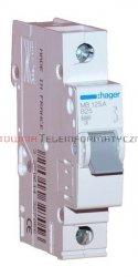 HAGER Wyłącznik/bezpiecznik nadprądowy 20A char.B 6kA 1-bieg.