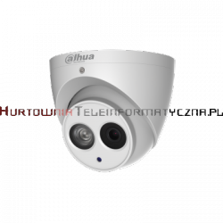 DAHUA kamera kopułka, IP, 2MP, FullHD, IR50m, 2,8mm, WDR120dB