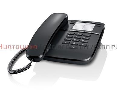 GIGASET DA310 Telefon analogowy czarny