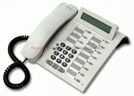 SIEMENS Telefon systemowy Optipoint 500 basic arctic