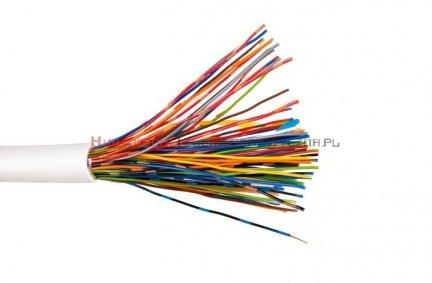 Kabel telefoniczny wieloparowy YTKSY 10x2x0,5