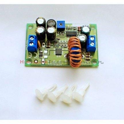 ATTE Moduł podnoszący napięcie dla jednej kamery 50W, Uwe=10-16V, Uwy=48V
